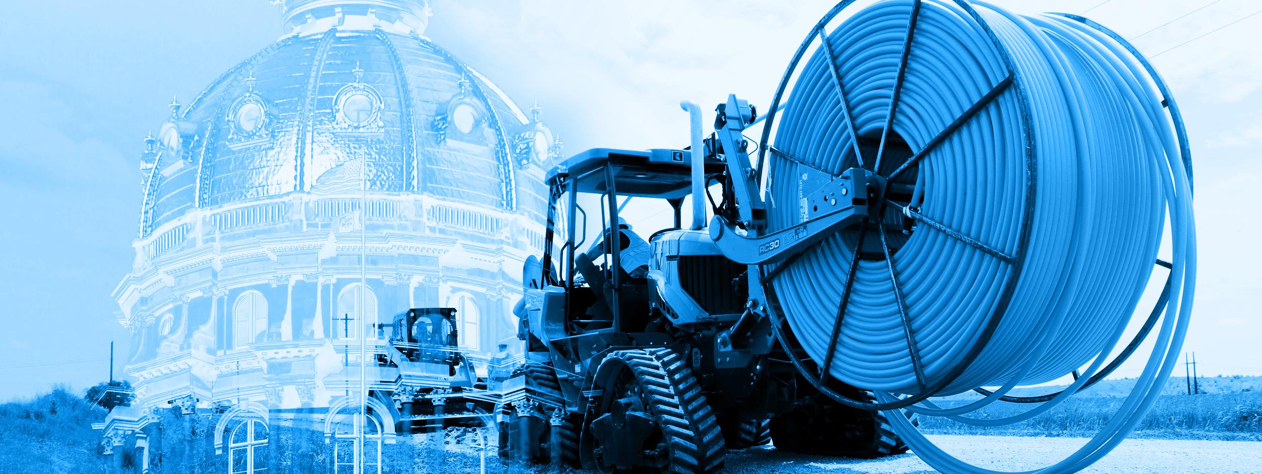Broadband Expansion in Iowa